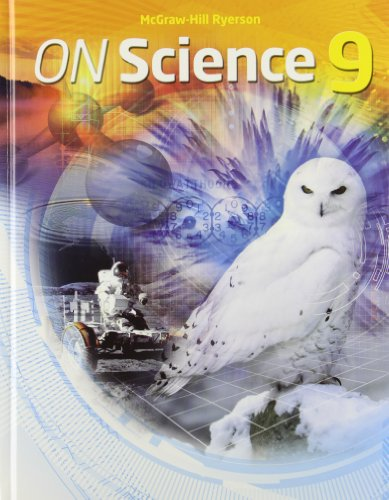9780070726895: ON Science 9