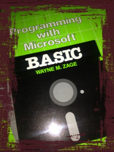 9780070727342: Programming with Microsoft BASIC