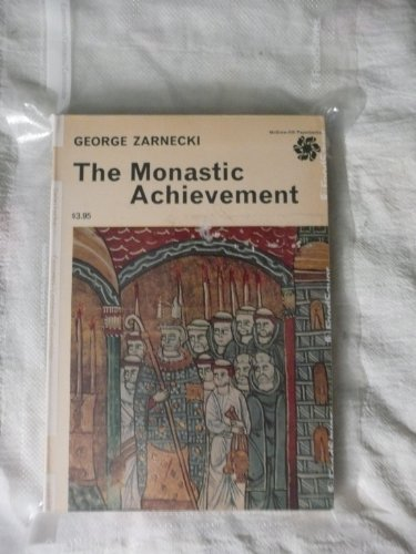 9780070727359: The Monastic Achievement.