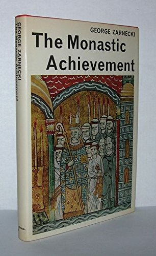 9780070727366: The monastic achievement (Library of medieval civilization)