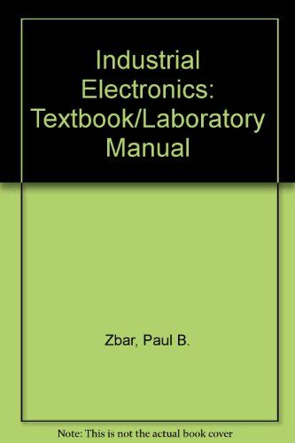 9780070727403: Industrial Electronics: Textbook/Laboratory Manual