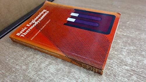 9780070728059: Basic Engineering Thermodynamics