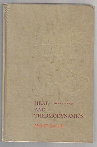 Heat and thermodynamics mark w zemansky abebooks heat and thermodynamics mark w zemansky fandeluxe Images