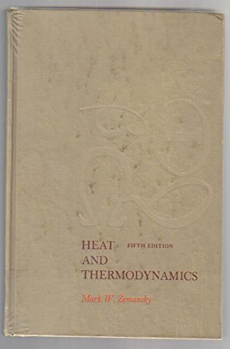9780070728073: Heat and Thermodynamics