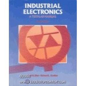 9780070728226: Industrial Electronics: A Text-Lab Manual: Textbook/Laboratory Manual