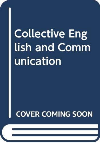 9780070728462: College English and Communication