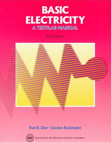 9780070728615: Basic Electricity: A Text-Lab Manual