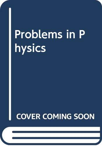 9780070729353: Problems in Physics
