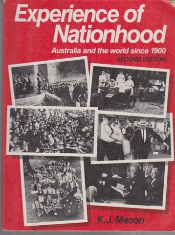 9780070729643: Experience of Nationhood