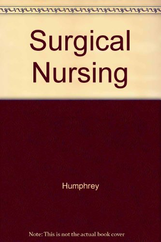 9780070729933: Surgical Nursing