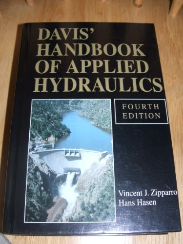 9780070730021: Davis' Handbook of Applied Hydraulics