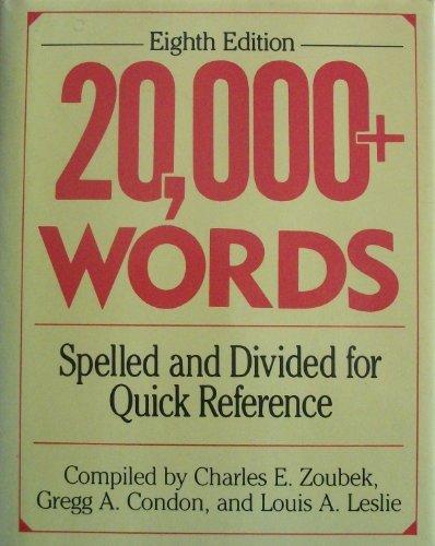 9780070730830: 8/e 20, 000 Words +