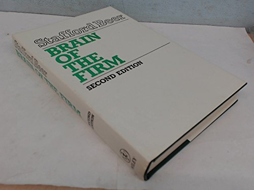 9780070731226: Brain of the Firm: A Development in Management Cybernetics.