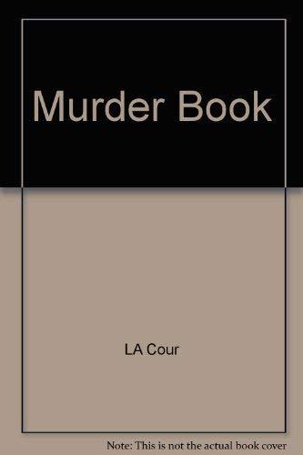 9780070731998: Murder Book