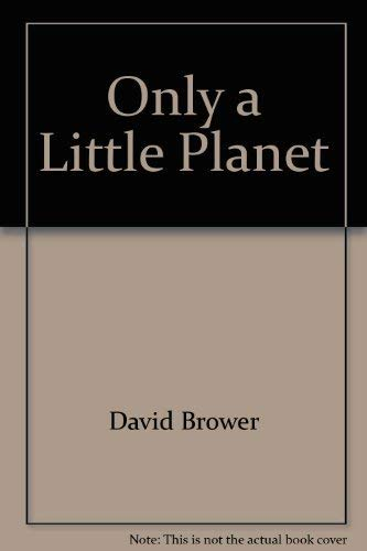 9780070732117: Only a Little Planet