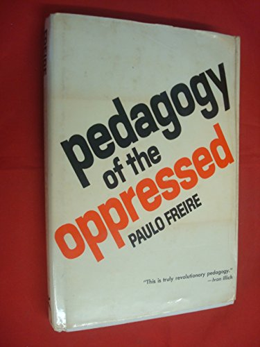9780070732186: Pedagogy of the Oppressed