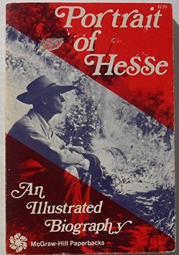 Portrait of Hesse: An Illustrated Biography: Bernhard Zeller