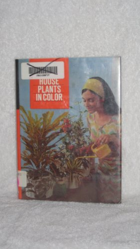 9780070732803: 200 House Plants in Color/Pbn 200500