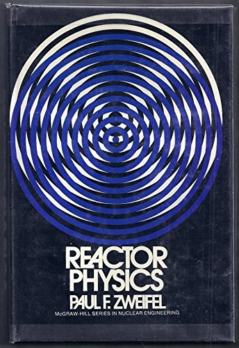 9780070735972: Reactor Physics