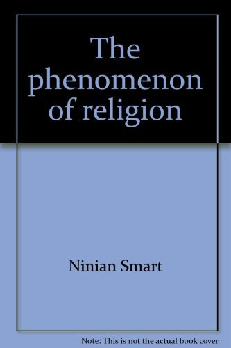 9780070737938: The phenomenon of religion (Philosophy of religion series)