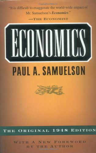9780070747418: Economics: The Original 1948 Edition