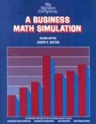 9780070761308: The Rankin Company, A Business Math Simulation, Practice Set