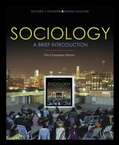 9780070764200: Sociology: A Brief Introduction