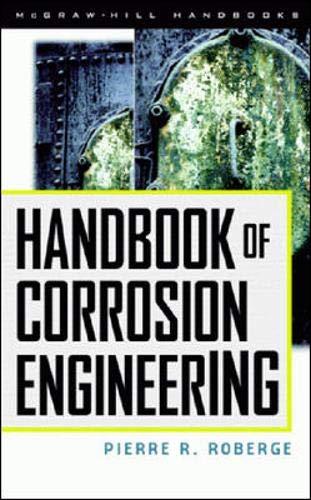 9780070765160: Handbook of Corrosion Engineering
