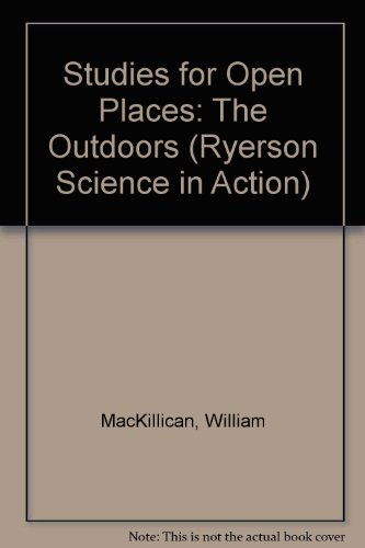 9780070777002: Studies for Open Places (Ryerson Science in Action)