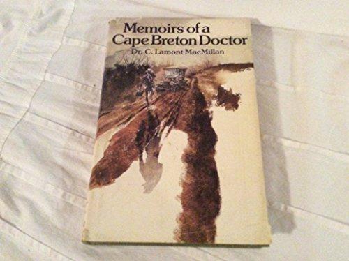 9780070777590: Memoirs of a Cape Breton Doctor