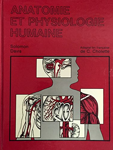 9780070778832: Anatomie et physiologie humaine
