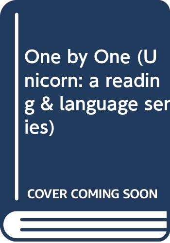 9780070779006: One by One (Unicorn: a reading & language series)