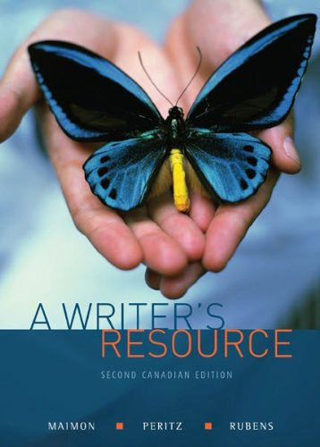 9780070780439: A Writer's Resource : A Handbook for Writing and Research