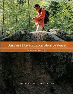 9780070780514: Business Driven Information Systems, CDN Edition