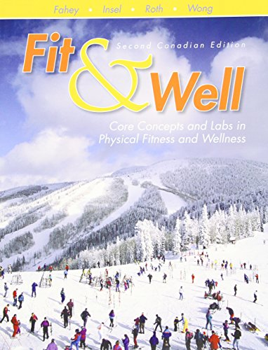 9780070780910: Fit and Well, Second Canadian Edition