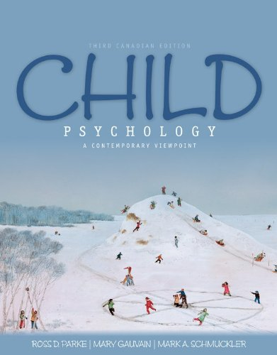 9780070782389: Child Psychology, A Contemporary Viewpoint, Third CDN Edition