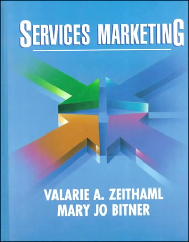 9780070782501: Services Marketing (Mcgraw-Hill Series in Marketing)