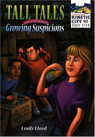 9780070790629: Tall Tales: The Case of the Growing Suspicions (Kinetic City Super Crew Series)