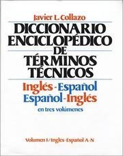 9780070791725: Spanish-English Encyclopaedic Dictionary of Technical Terms