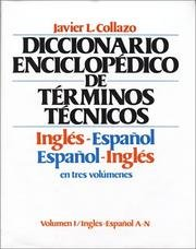 9780070791725: English-Spanish, Spanish-English Encyclopedia Dictionary of Technical Terms (3 Volumes) (English and Spanish Edition)