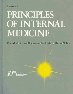 9780070793095: Harrison's Principles of Internal Medicine