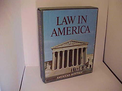 9780070793859: American Heritage History of the Law in America