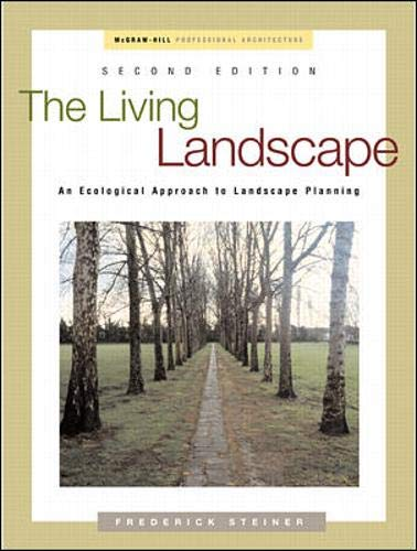 9780070793989: Living Landscape: An Ecological Approach to Landscape Planning (McGraw-Hill professional architecture)