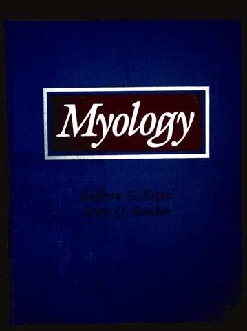 9780070795709: Myology: 2 vols