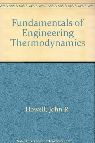 9780070796621: Fundamentals of Engineering Thermodynamics: Si Version/Book and Disk