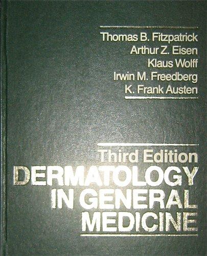 DERMATOLOGY IN GENERAL MEDICINE (TWO VOLUME SET) Textbook and Atlas: Fitzpatrick, Thomas Et. Al. (...