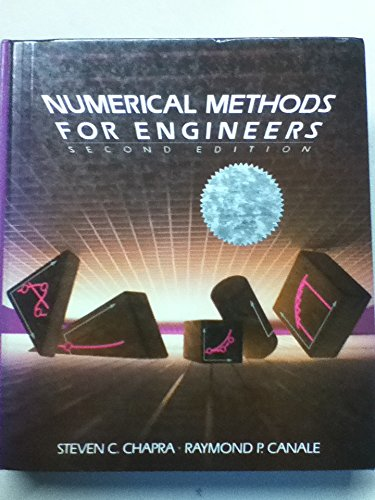 9780070799844: Numerical Methods for Engineers