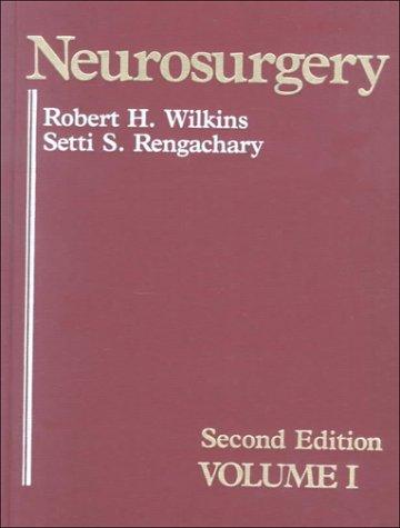 9780070799912: Neurosurgery, 3-Volume Set