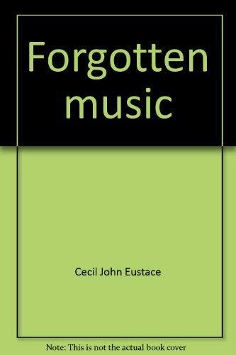 9780070822023: Forgotten music