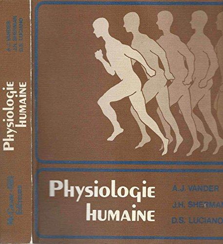 9780070822450: Physiologie Humaine